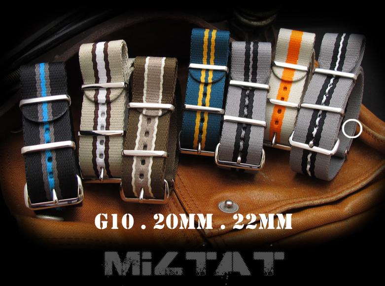 MiLTAT G10 ballistic nylon armband