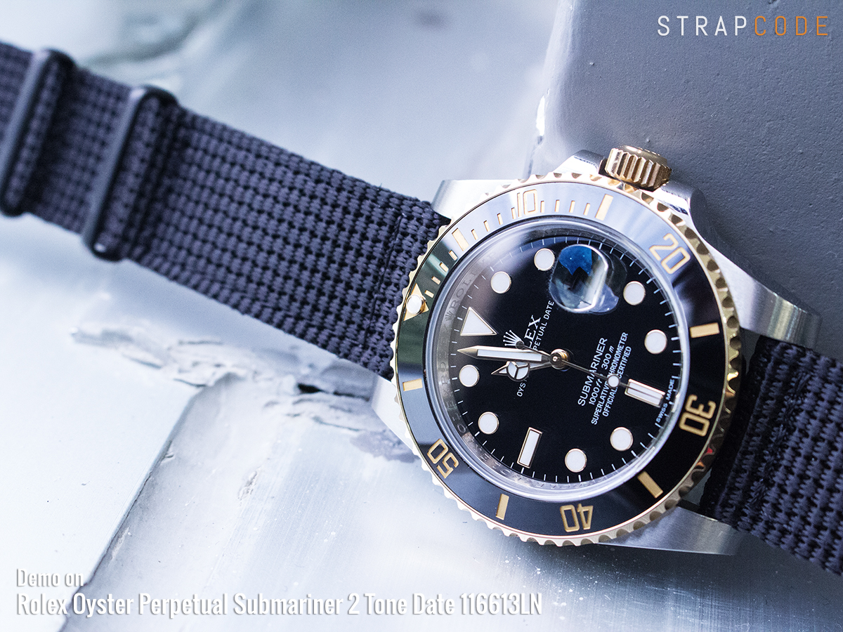 Oozes With Character Miltat Wwii On Rolex Oyster Perpetual