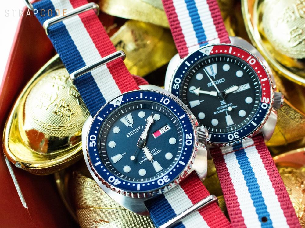22B22BBU57N2P18_Seiko-SRP779K1-Pepsi_NATO22FR-P_Seiko-SRP773K1-Blue