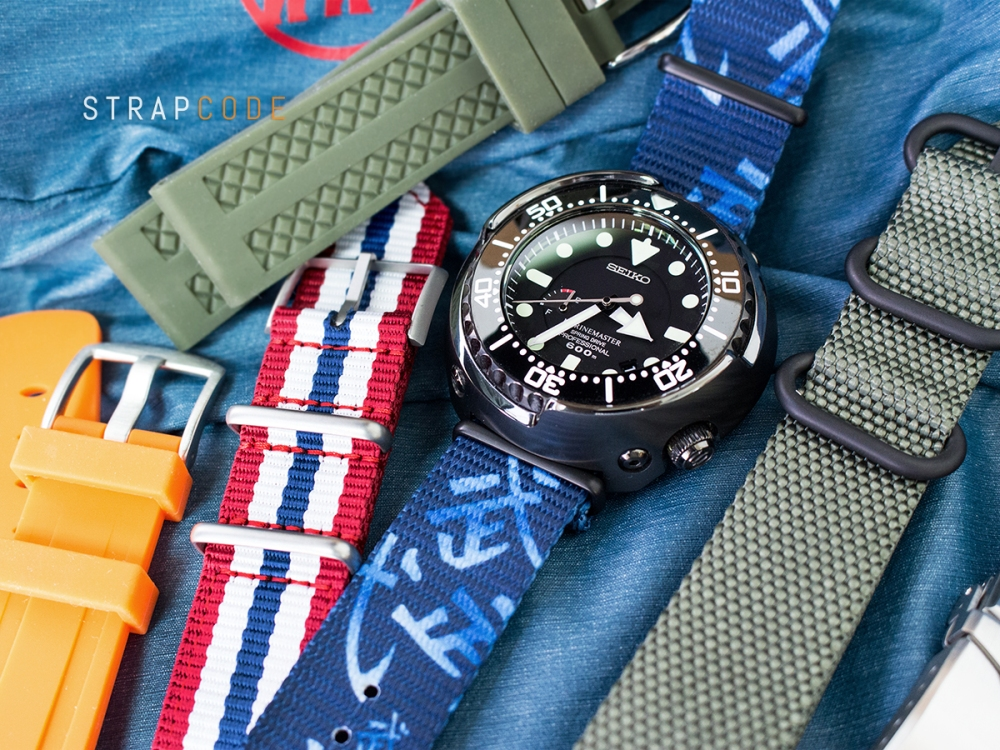 All_Seiko_SBDB009_Summer_straps