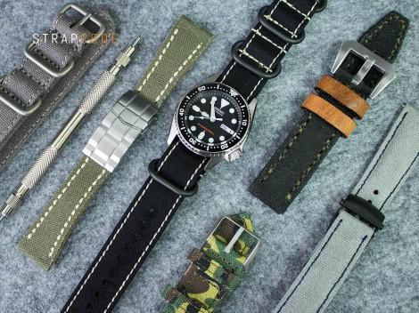 seiko-skx013-all-military-straps