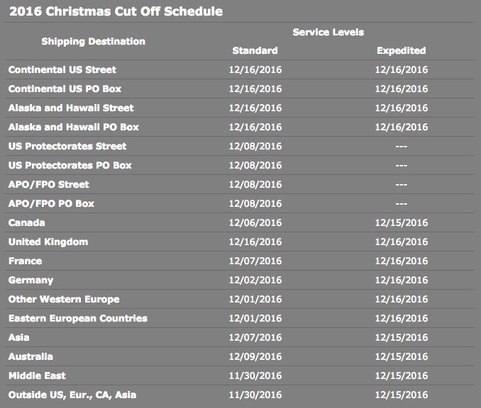 2016-christmas-cut-off-schedule