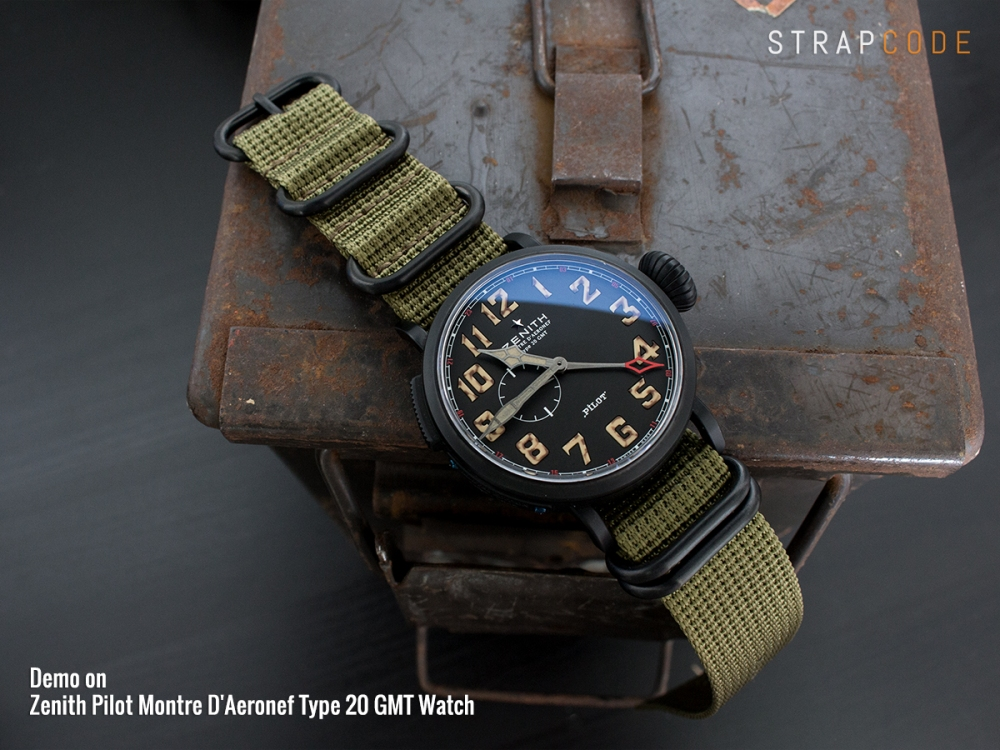 Ready for all occasions – Zenith Pilot Montre D'Aeronef ...
