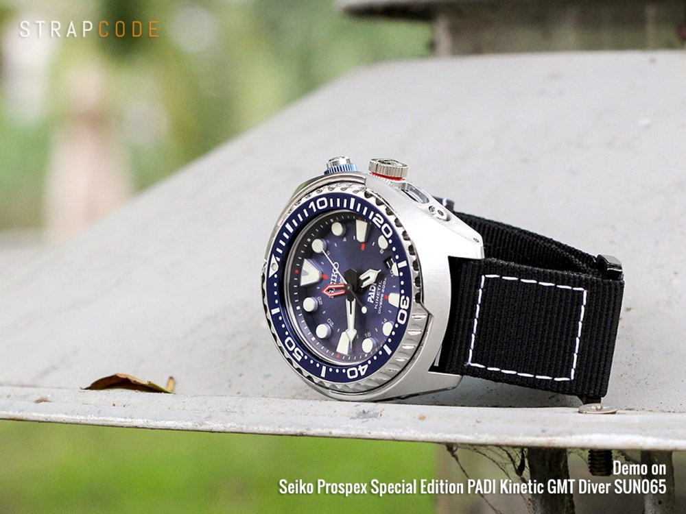 Follow The Nature Of Velcro Rules Seiko Friends Strapcode
