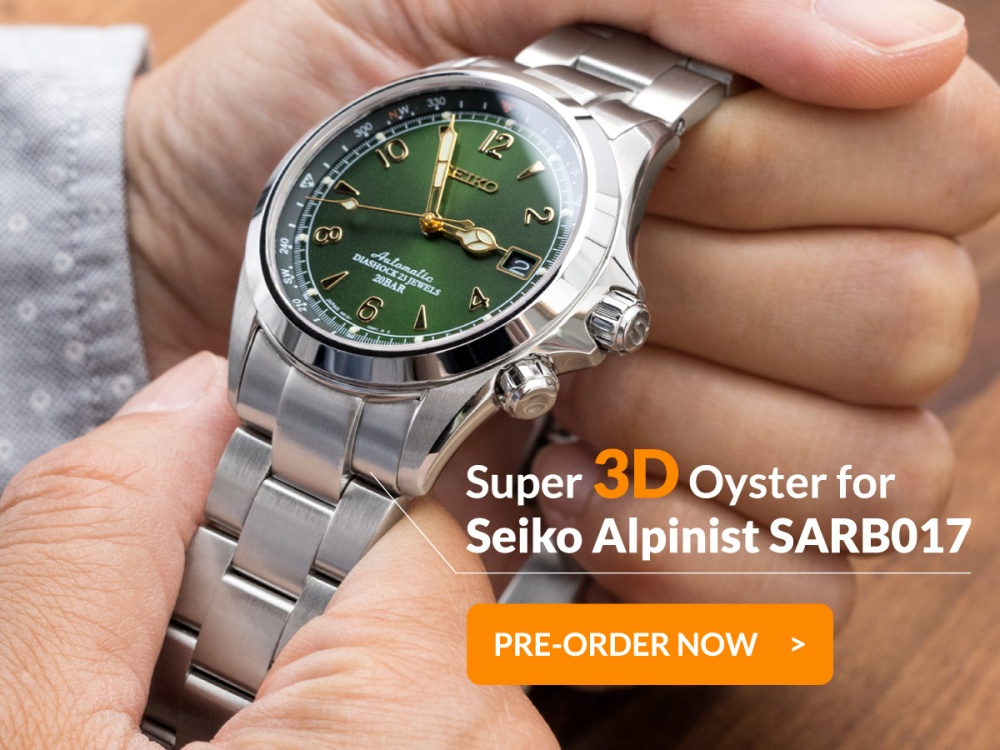 b044e150cf09 3D Seiko Alpinist – How does it look like  – Strapcode