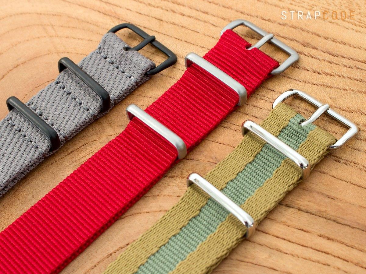 Identify MiLTAT Nato & Zulu straps