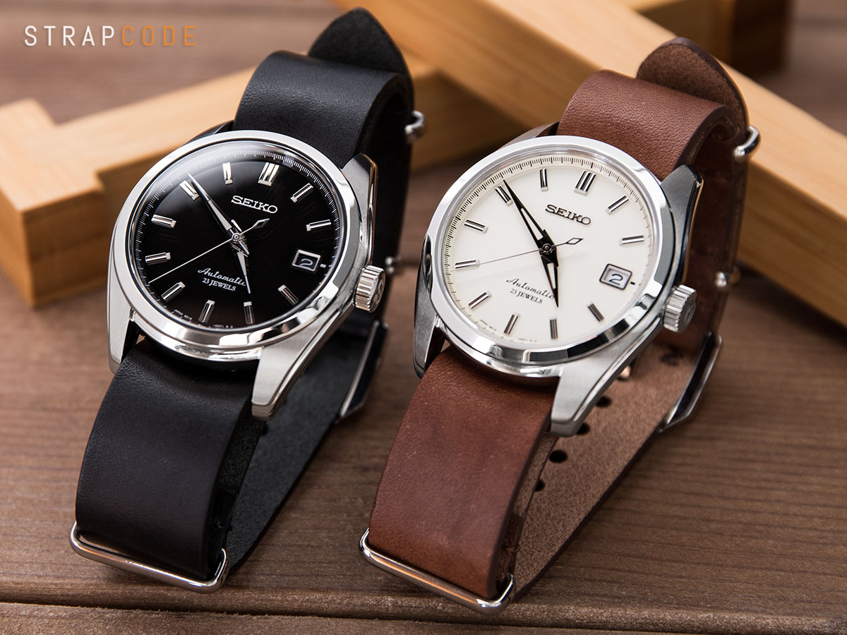 Angus Jubilee Super Oyster For Your Seiko Sarb033 035 Is