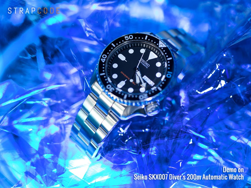 763f82330b8e Play with reflection – Seiko SKX007   SKX009 – Strapcode