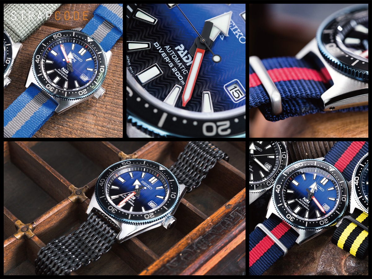 Seiko x PADI watch collection Round up