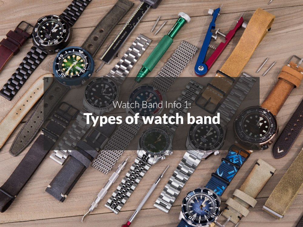 aa92bc3f47c Watchband Education Part I – Strapcode