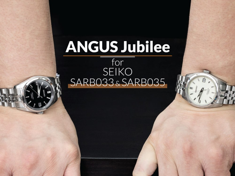 Seiko Sarb033 Sarb035 Twin Watches Are Now On Angus Jubilee