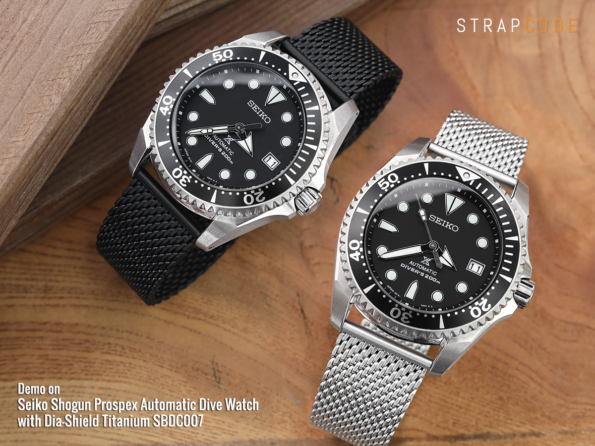 974d98229 What is Milanese mesh? A brief history of Mesh watch band - Strapcode