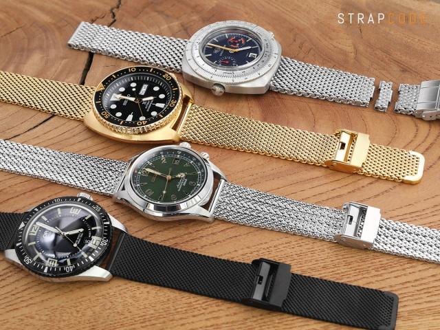 söpö halpa klassinen istuvuus upea ilme Mix & Mesh With Our Bracelets!   Strapcode