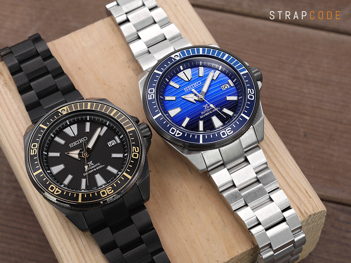43aa67a18b3 Whose Your Favorite Seiko Samurai  – Strapcode
