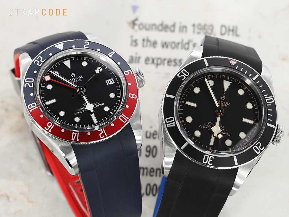 A Customized Must Have For Tudor Black Bay Gmt Heritage