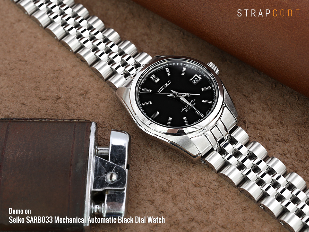 Stainless Steel Watch Band Strapcode Watch Bands