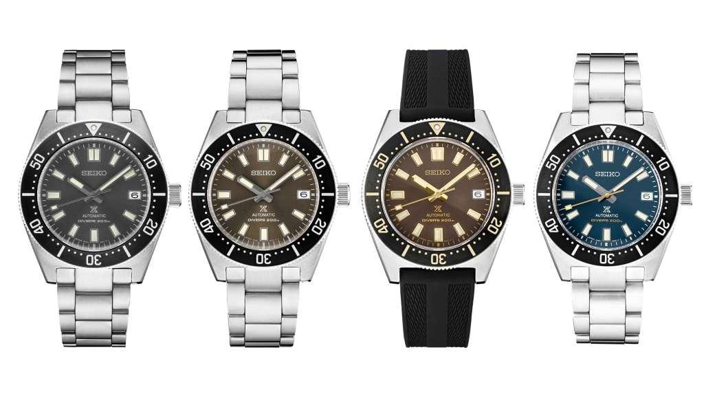 strapcode watch bands Seiko Prospex SPB143, SPB145, SPB147, And SPB149 (62MAS)