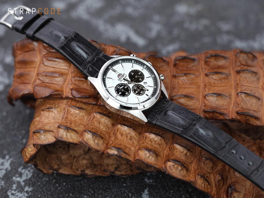 strapcode watch bands 22b18pbu63a1g15_orient-panda-chrono