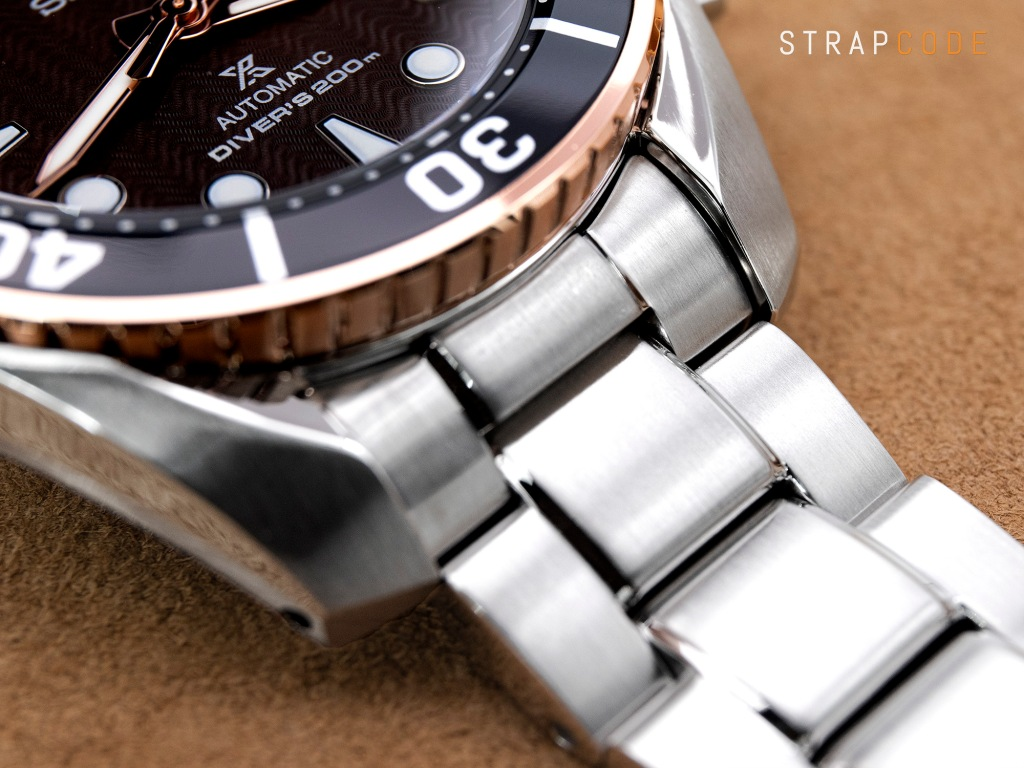 strapcode watch bands SPB192J1 with Factory Bracelet