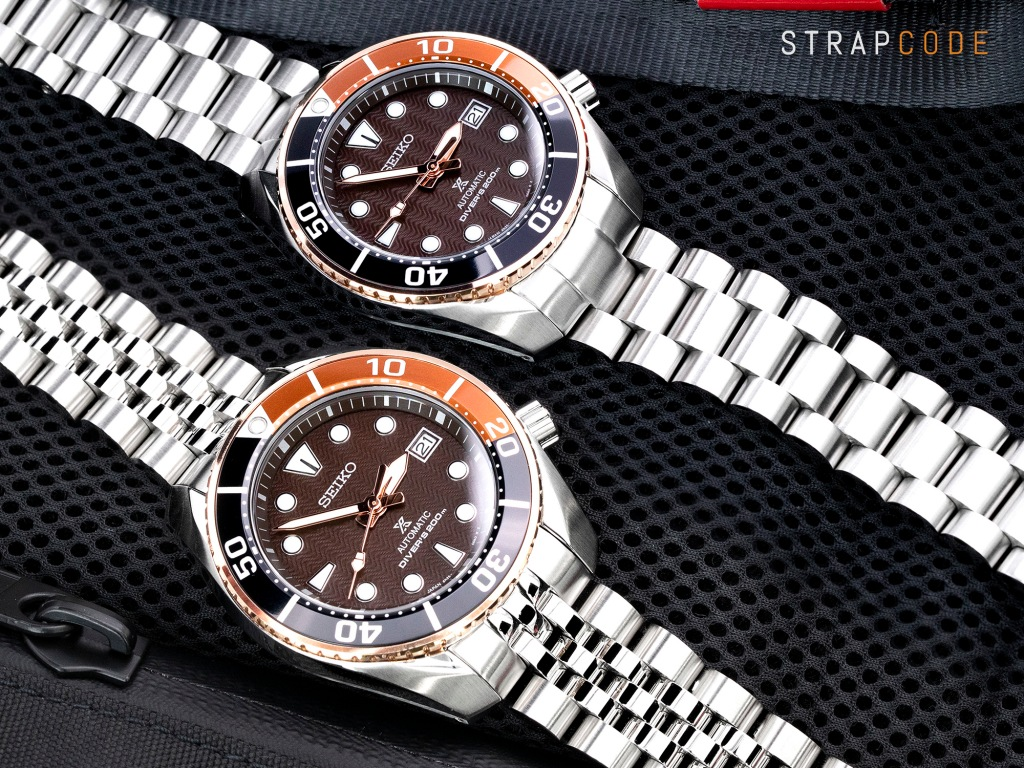 strapcode watch bands ss201820b057_grp-seiko-sumo-rootbeer-spb192