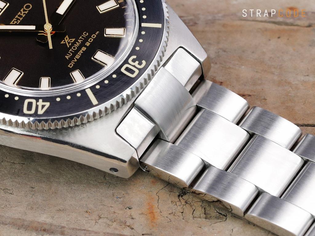 strapcode watch bands SS201820B12 on SPB147J1