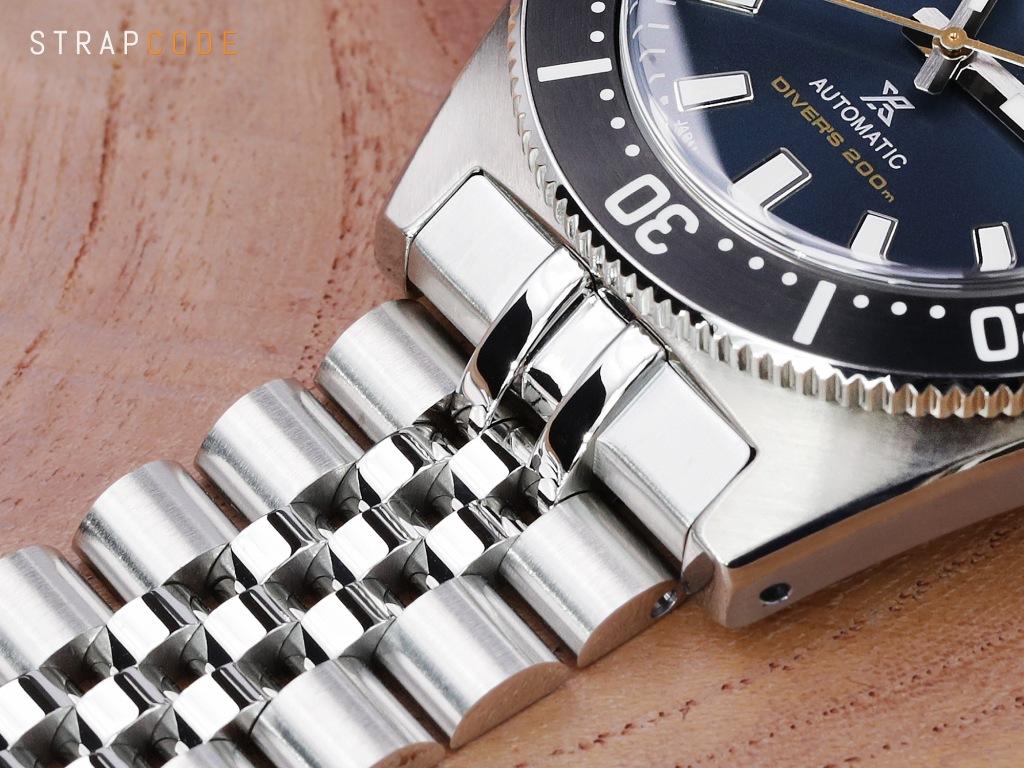 strapcode watch bands SS201820B122 on SPB149J1