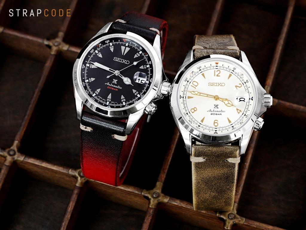 strapcode watch bands 20p16pbu63c1l009_grp-seiko-black-alpinist-spb117